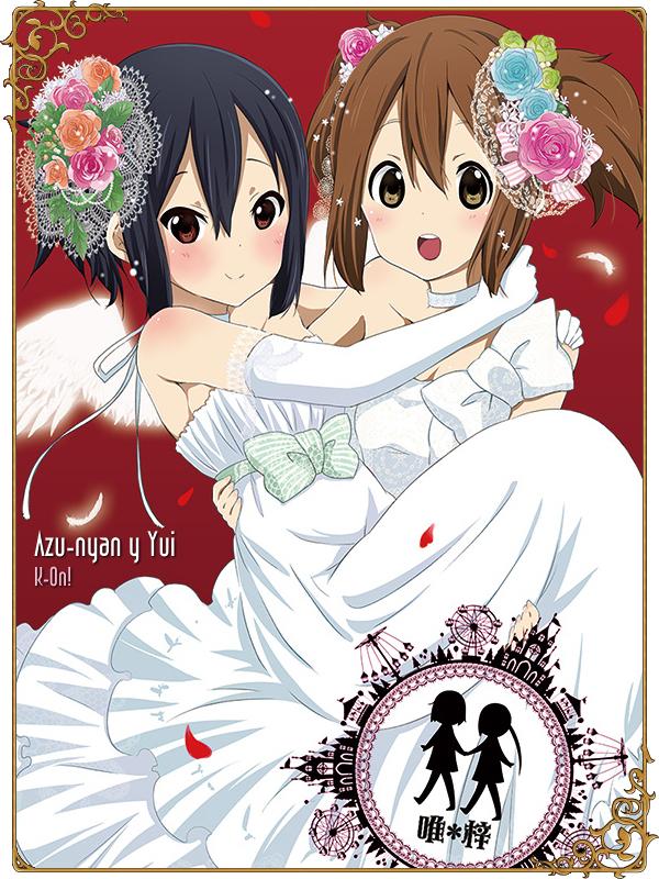 Azu-Nyan and Yui
