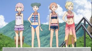 Beach cuties of Natsuiro Kiseki