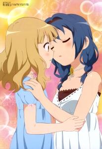 Himawari and Sakurako