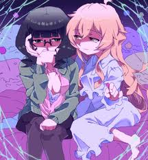 Kagari and Yomi