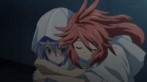 Kanade and Tsubasa