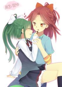 Kanata and Minami