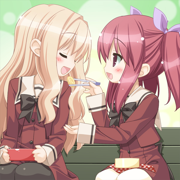 Nanami and Yuuna's 2nd adventure