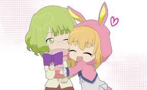 Sonata and Suzuko