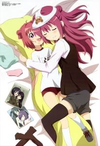A victorious Akane Akaza slumbers peacefully