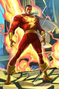 Shazam, aka Captain Marvel