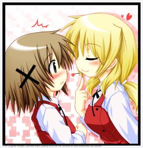 Yuno and Miyako