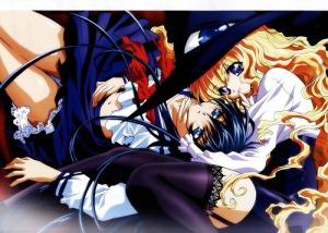 Hatsuki and Lilith