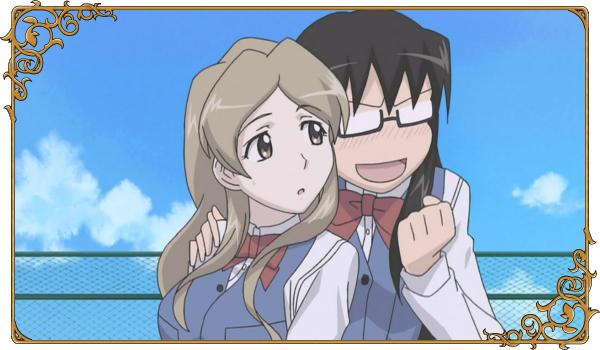 I'm a yuri fan, foo!