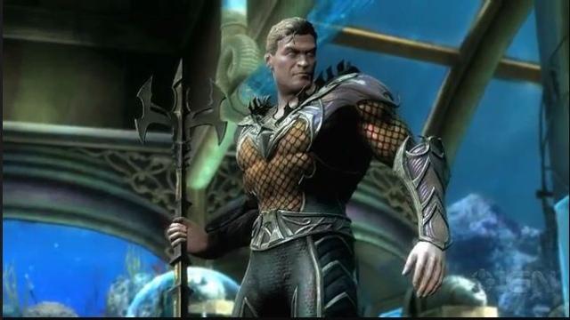 Injustice Aquaman