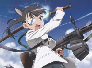 Major Mio Sakamoto