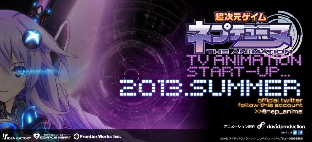 neptunia-anime-2013-summer poster