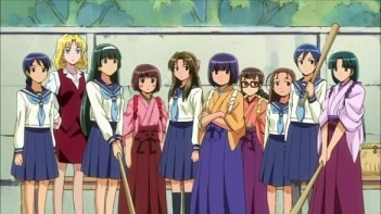 Taishou Baseball Girls Ouka-Kai