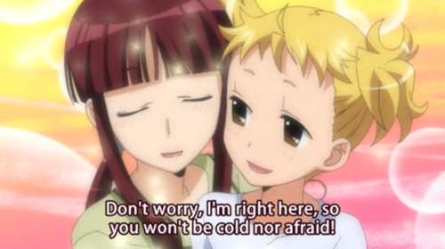 Yume and Yuuki