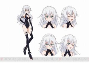 Black Heart anime