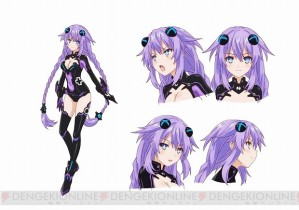 Purple Heart anime