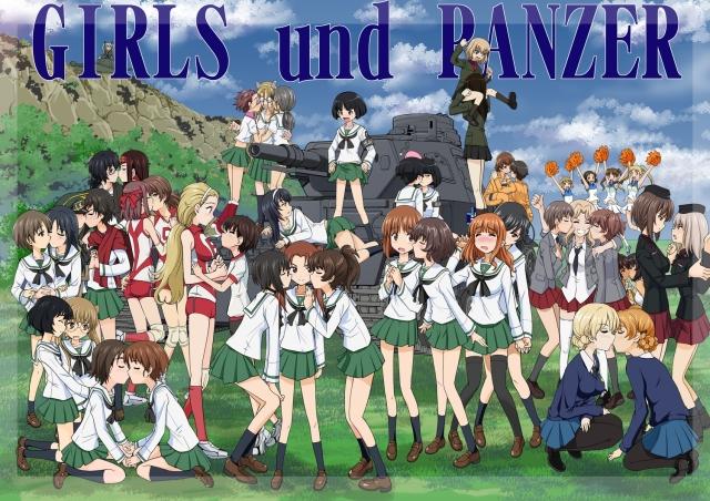 Girls und Panzer unleashed