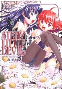 Stray Little Devil Cover