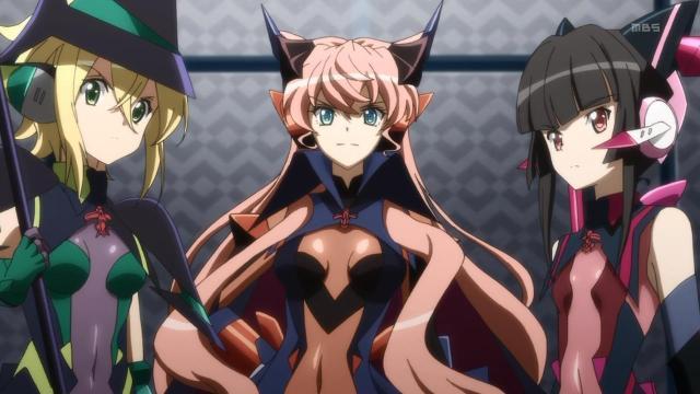 Kirika, Maria and Shirabe