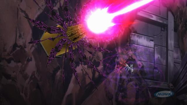 Long Laser Cannon