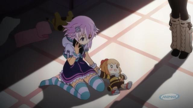 Neptune is hesitating