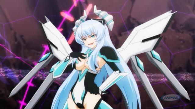 Rei Ryghts, CPU of the ancient nation of Tari