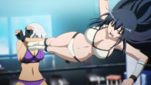 Sakura's dropkick
