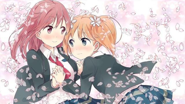 Sakura Trick Haruka and Yuu