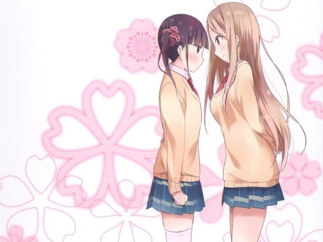 Shizuku and Kotone