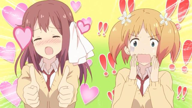 Thumbs up for Sakura Trick 2