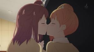 Haruka and Yuu's stamina is commendable