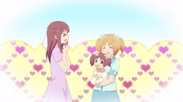 Haruka, Yuu and Yuuka