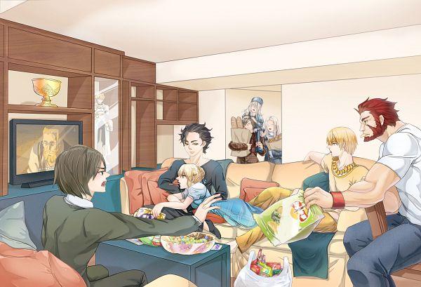 Local Anime Watching Group