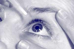 Eye operation