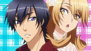 LOVE STAGE!! Ryouma and Izumi in disguise