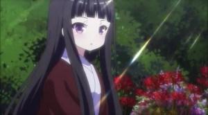 Possibly smitten Shiranui-san