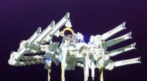 Super Mega Spider Wheelchair