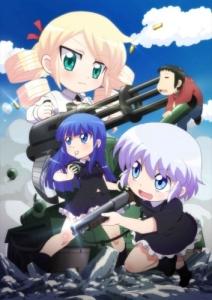 Military-anime