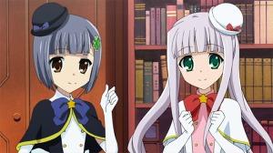 Kazumi and Alice