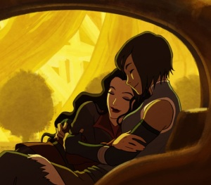 Korrasami spirit world vacation