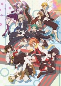 Mikagura School Suite Poster