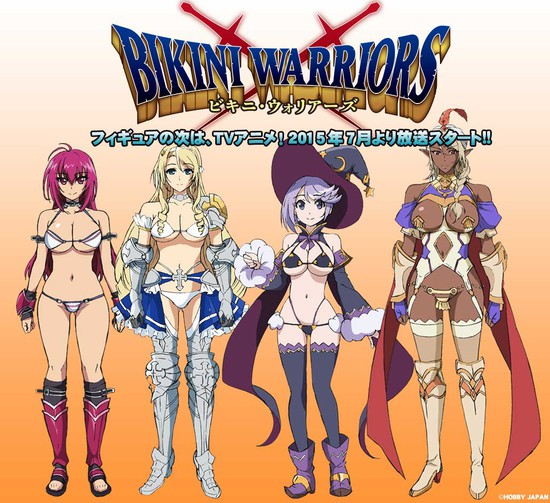 Bikini Warriors Poster