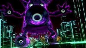 Shingancrimsonz vs Dark Monster