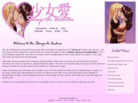 Shoujoai.com front page