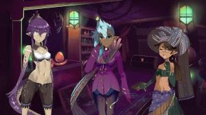 Rao-Ji, shopkeeper and Pru