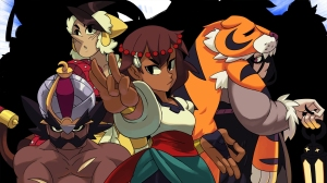 Indivisible's Ajna and some of her allies