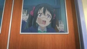 A shocking sight for Nico