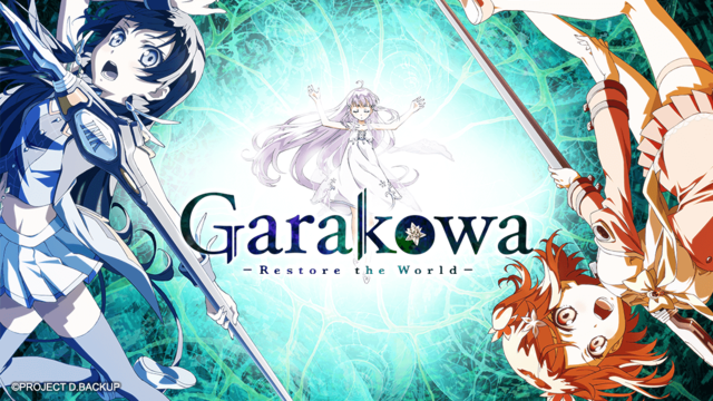 Garokawa Restore The World