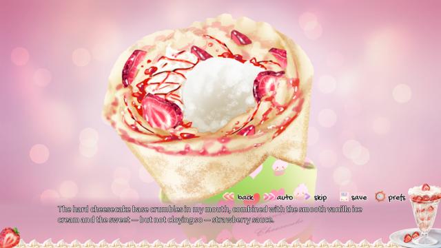 Food description elements
