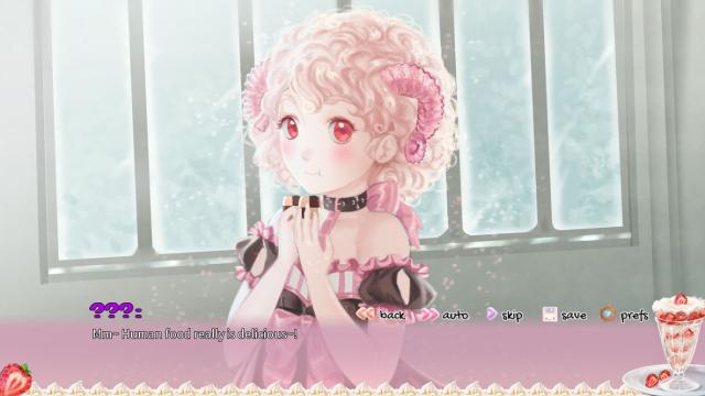 Licia's debut CG